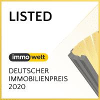 Deutscher Immobilienpreis 2020