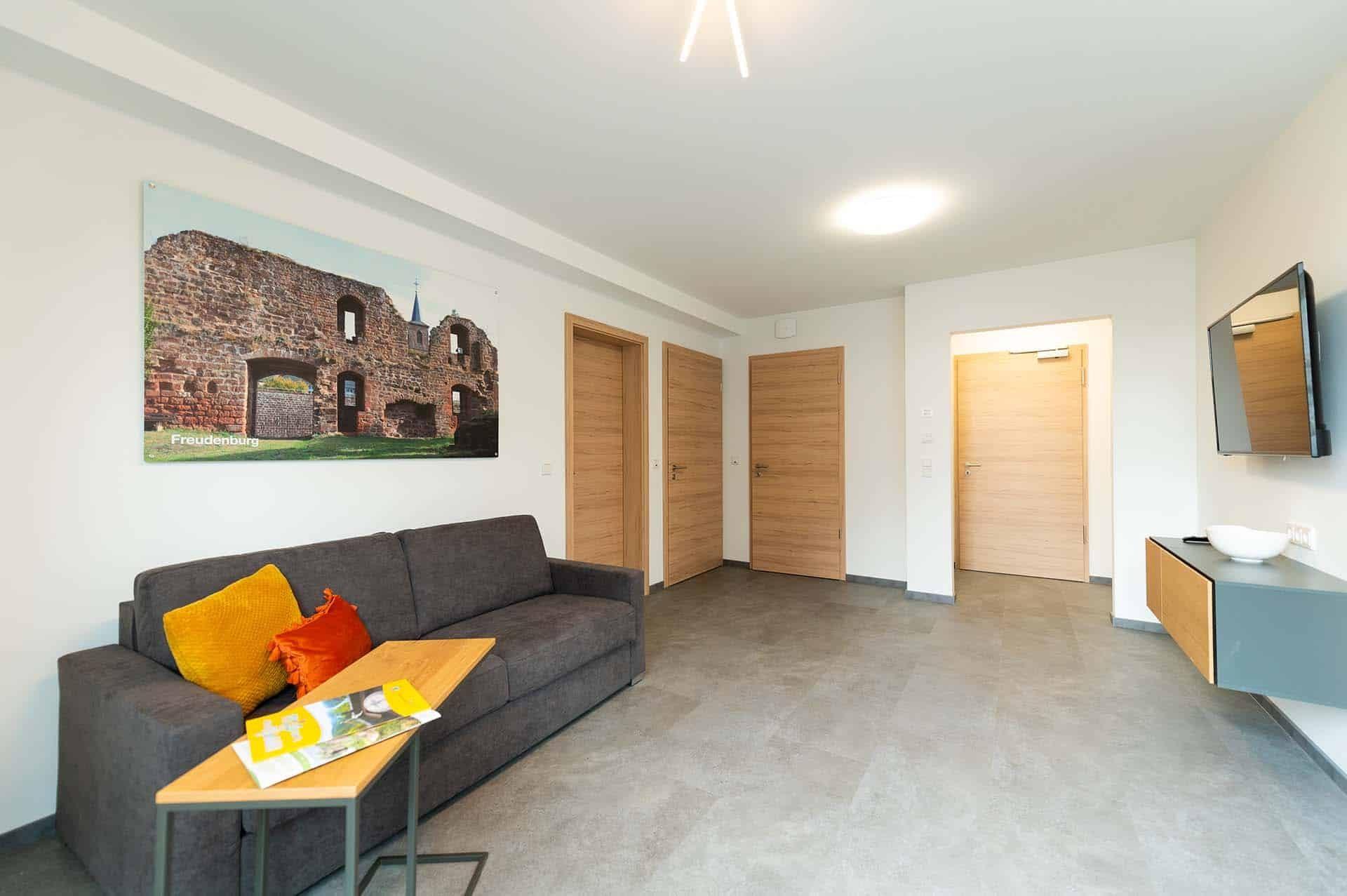 appartement-freudenburg-wohnbereich